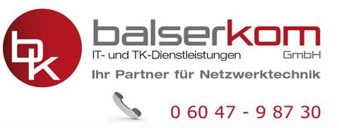 Balserkom GmbH Logo